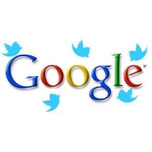 Accordo tra Google e Twitter
