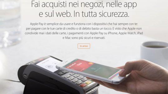 apple pay pagamento