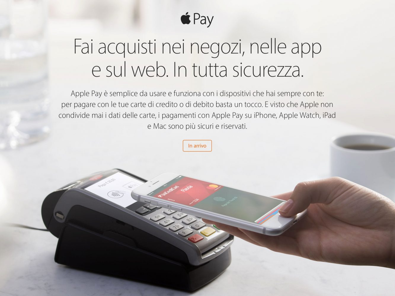 apple pay pagamento