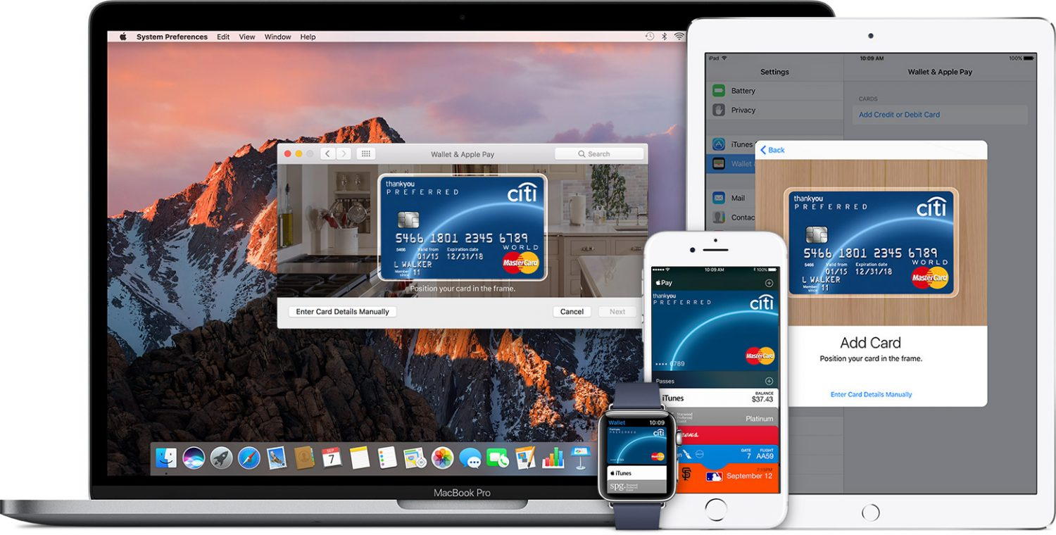 Apple pay ecommerce