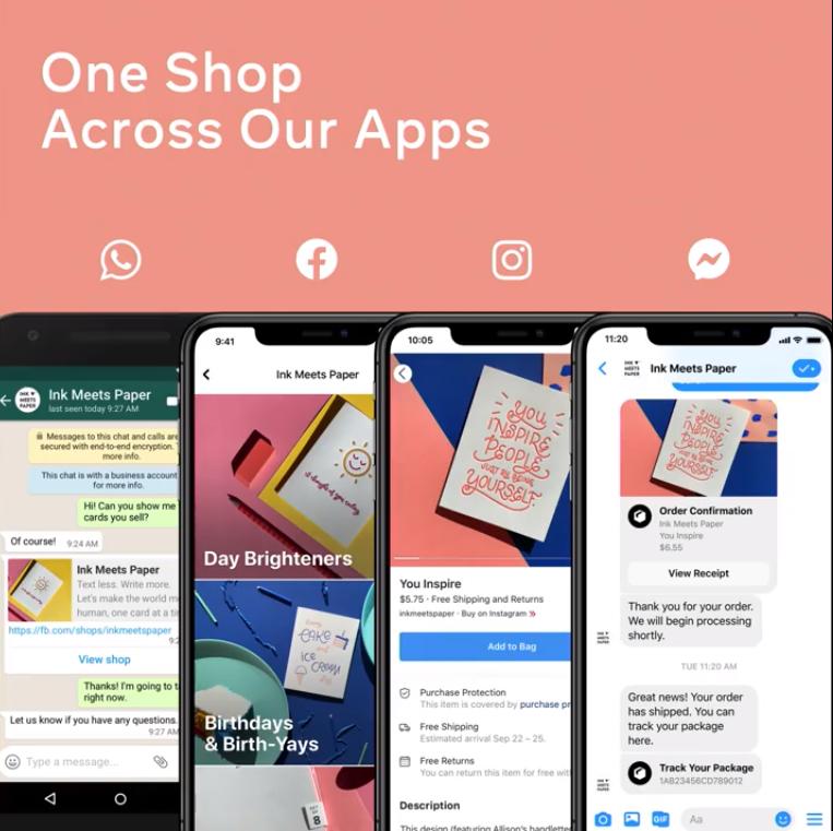 Facebook Shops apps