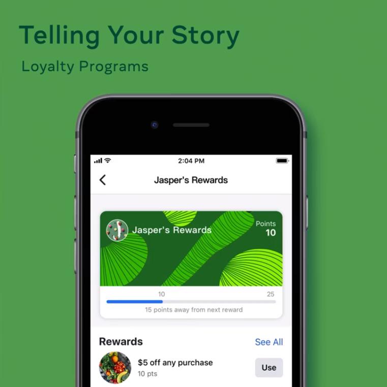 Facebook Shops Loyalty Programs